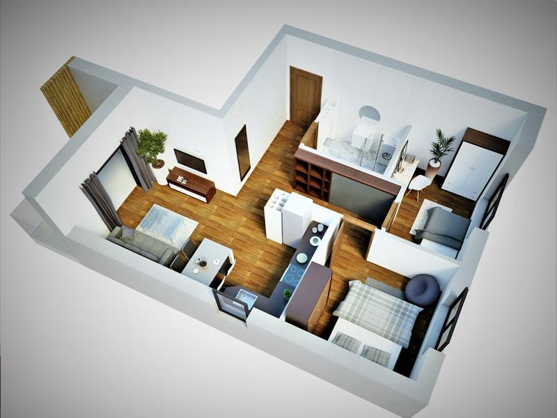 Nowe mieszkanie blisko Rzeszowa